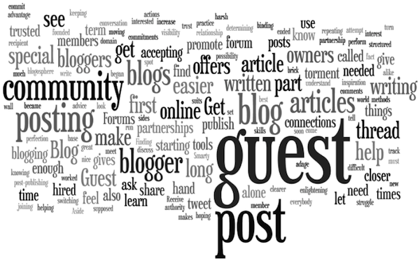 Community Guest Posting