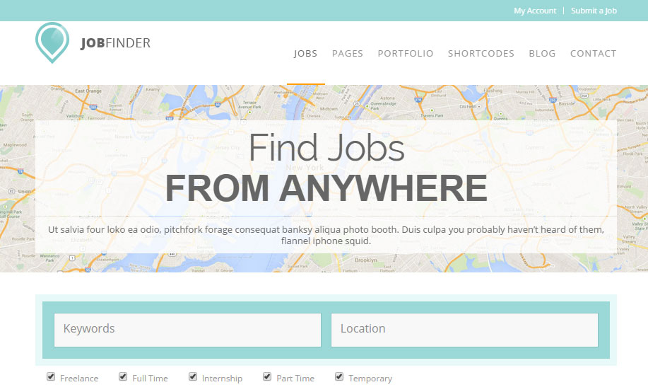 wp job manager how to easily display job listings on your  wp job manager job finder theme