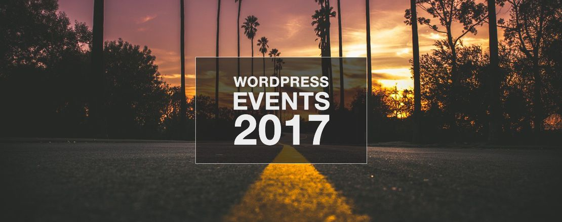 Wordpress Events 2017