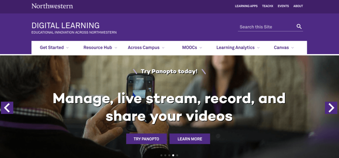 northwestern digital learning